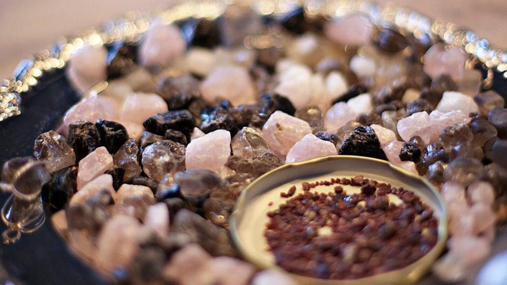 Namu Jewellery kivet