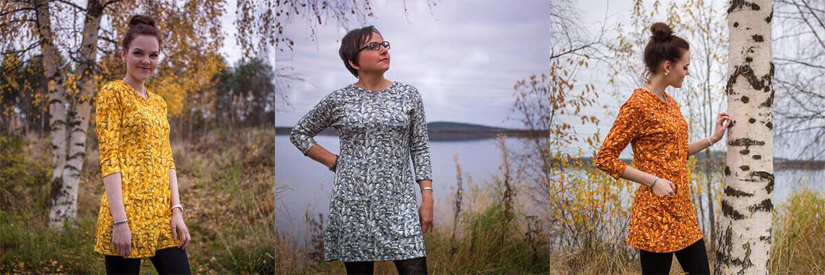 Paapero - Suomessa valmistetut naistenvaatteet